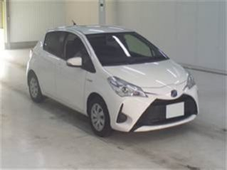 2017 Toyota Vitz Hybrid Car Club